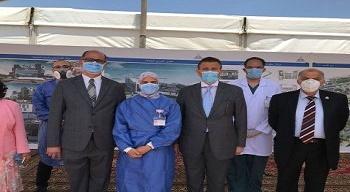 أبطال مستشفى جامعه عين شمس الميداني