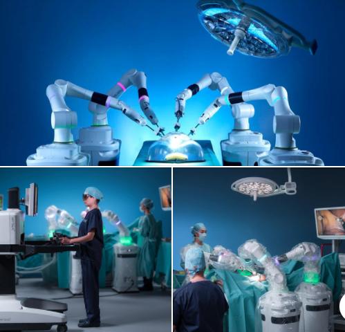 لأول مرة في مصر.. جامعة عين شمس تستعد لتطبيق الجراحة الروبوتية بمستشفياتها الجامعية