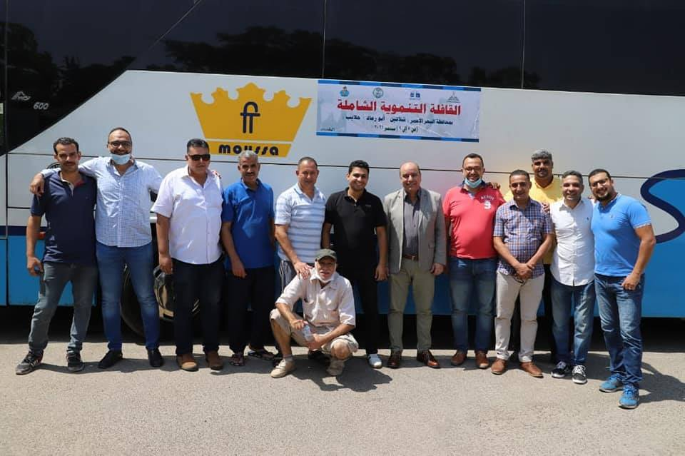 جامعة عين شمس تستعد لإطلاق قافلة تنموية شاملة لمدن الشلاتين وحلايب وأبو رماد بمحافظة البحر الأحمر